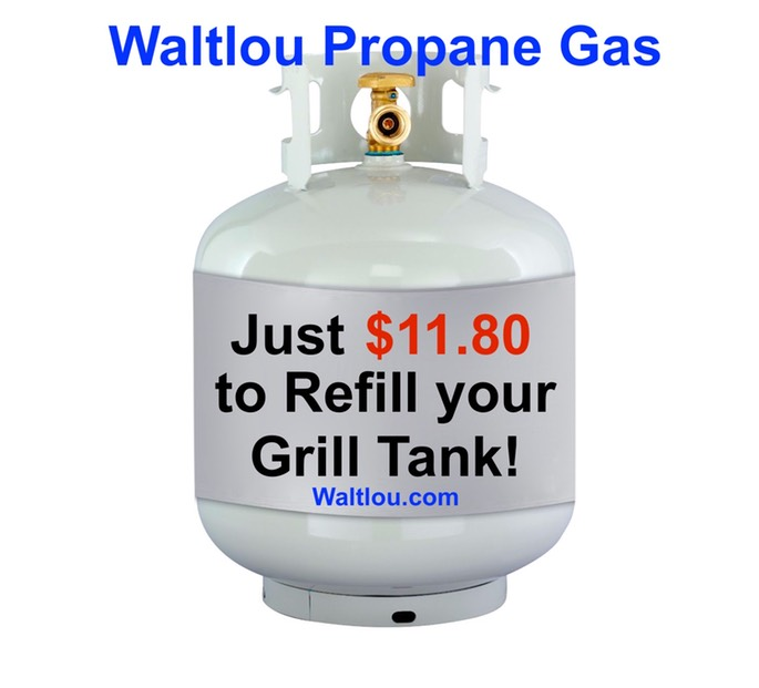 Waltlou Grill Tank, 11.80, March 2016